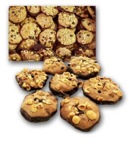 cookies de avellana
