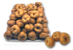 rosquilla frita teran
